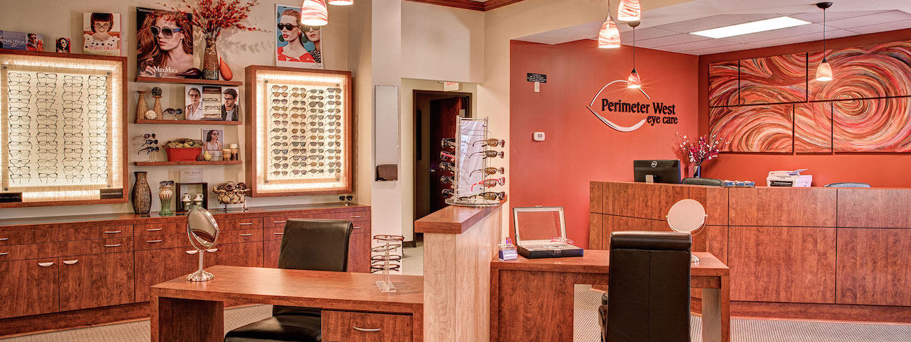 Perimeter West Eye Care Office