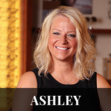 Headshot of Ashley - Support Staff