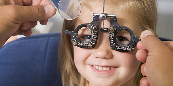 Child Eye Examination